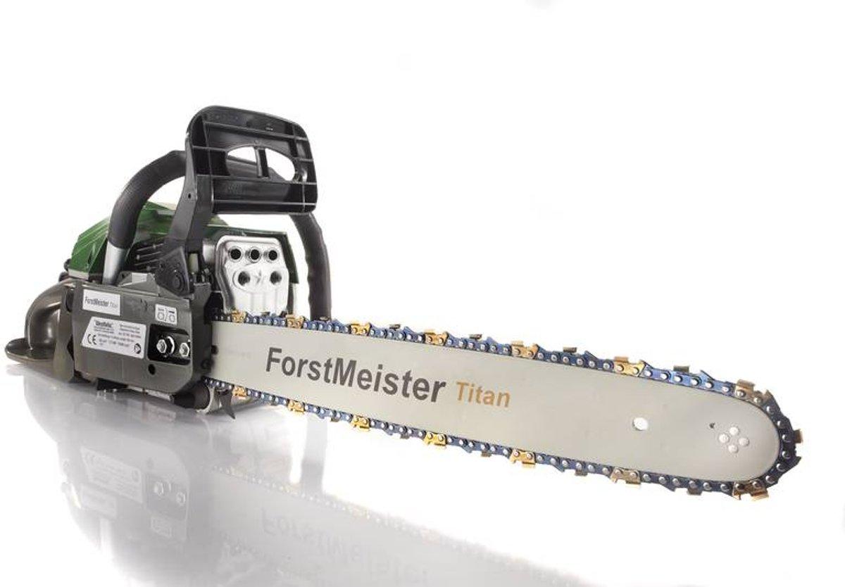 Forstmeister Benzine kettingzaag Titanium 2-takt 45ccm 1,7kW 2,3pk kopen