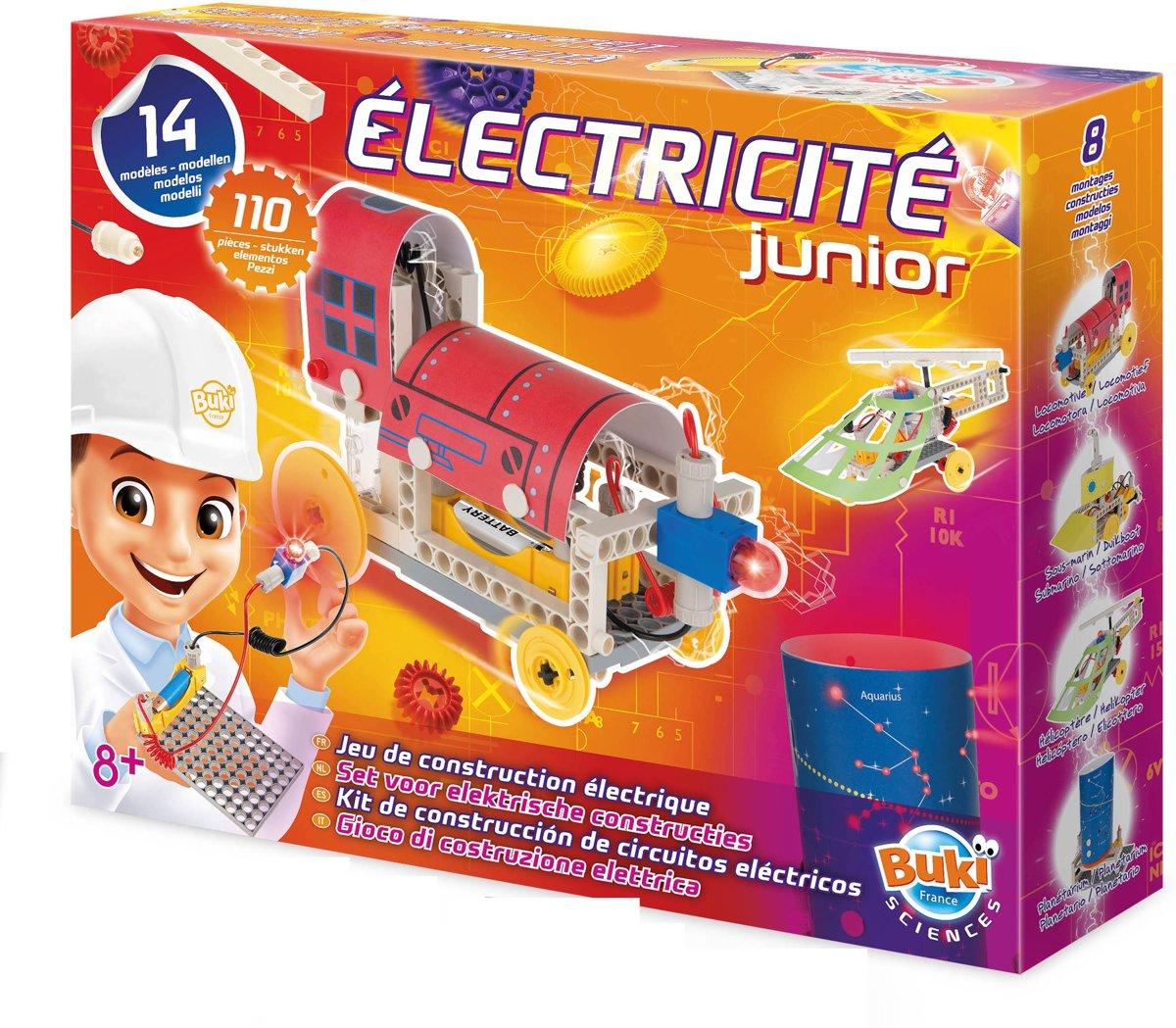 Buki 7059 Ontdek elektriciteit