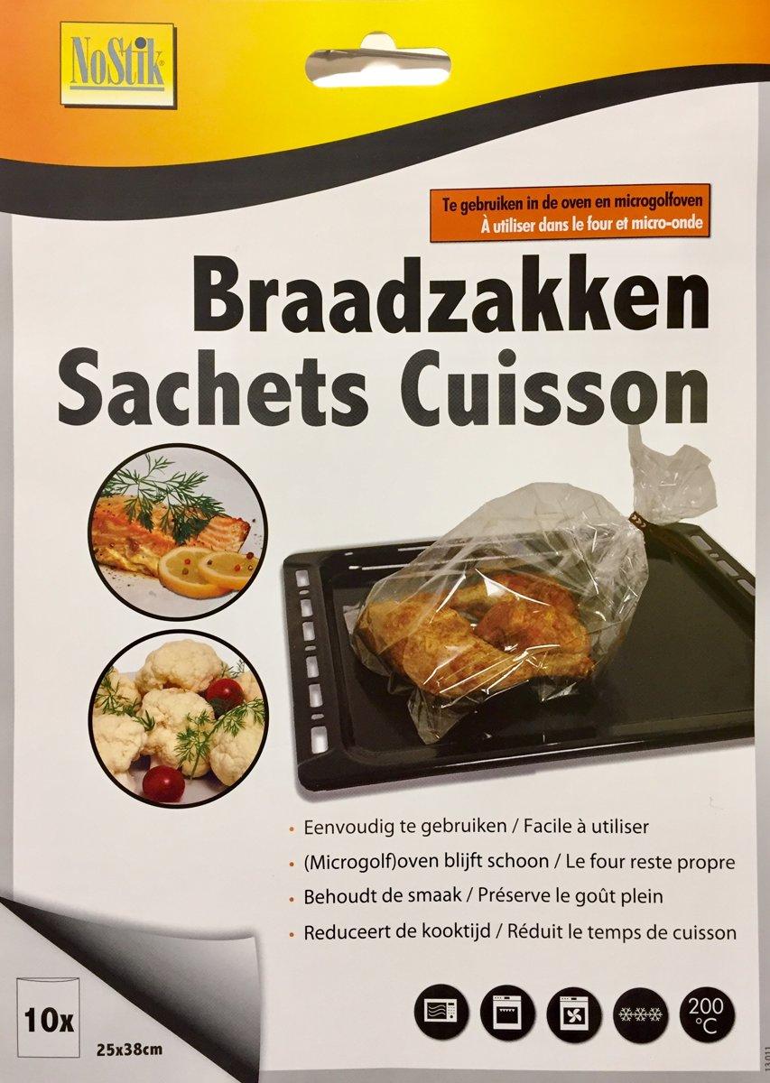 Braadzak Nostick - braadzakken voor oven en microgolfoven kopen