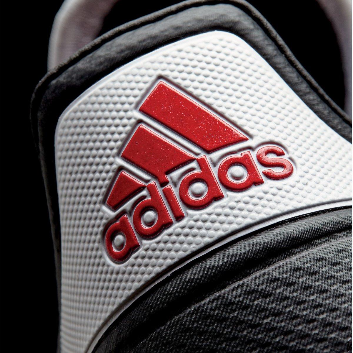 adidas Copa 17.1 FG Voetbalschoenen Maat 46 Mannen zwartwitrood