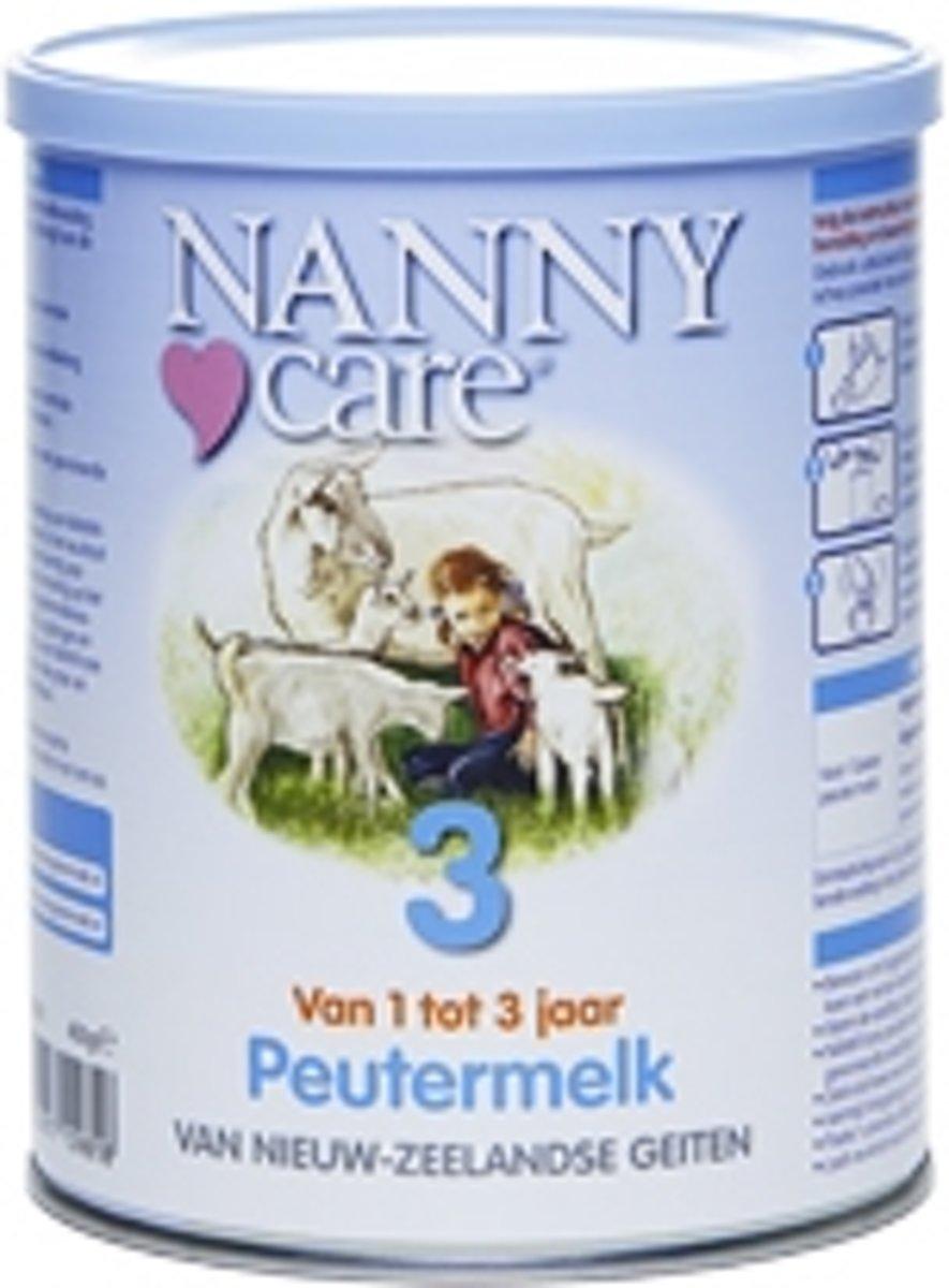 Vitals Nannycare 3 Peutermelk - Flesvoeding - 900 gram kopen