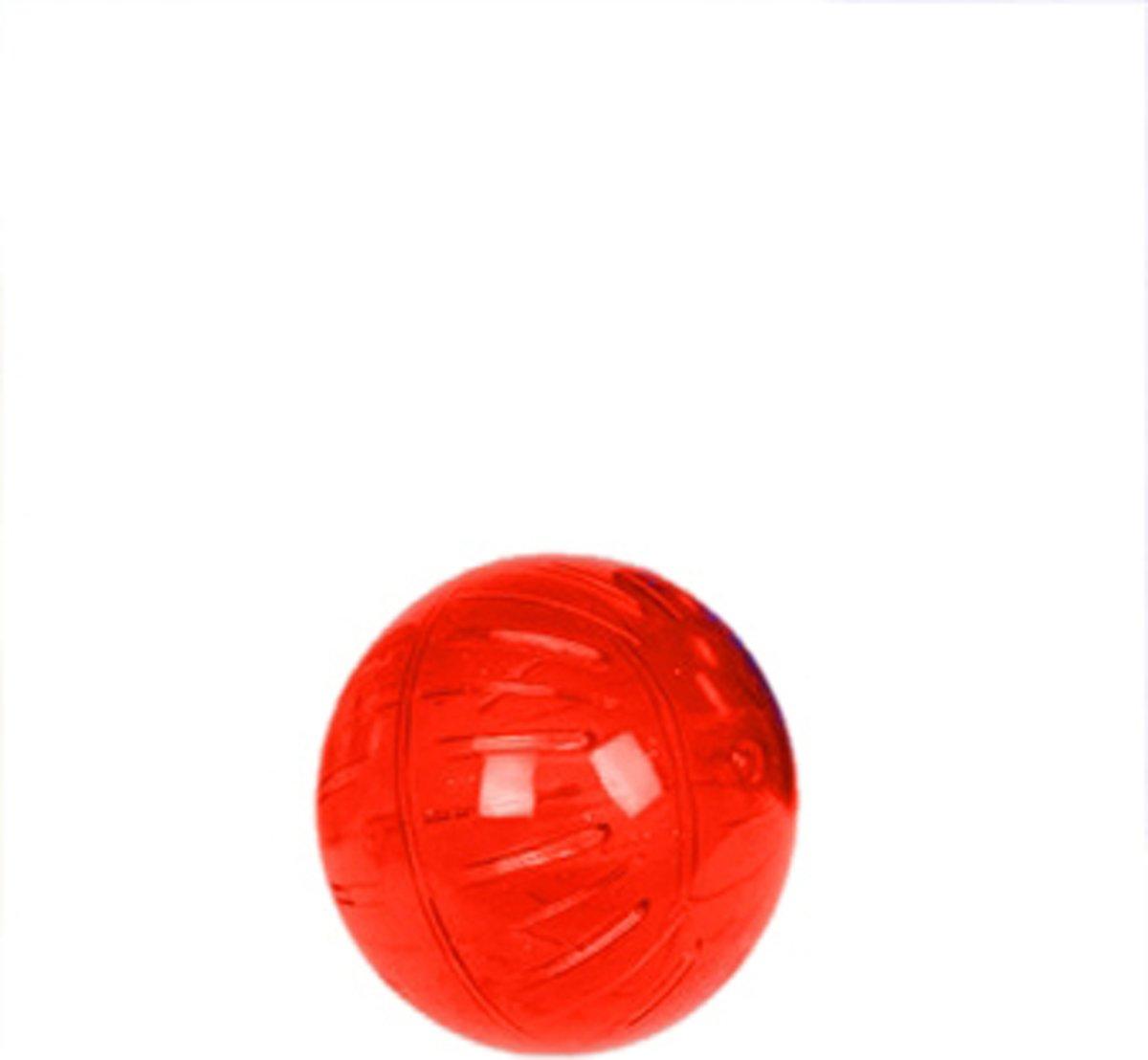 Nobby Bal - Knaagdierenspeelgoed - 12 cm - Oranje