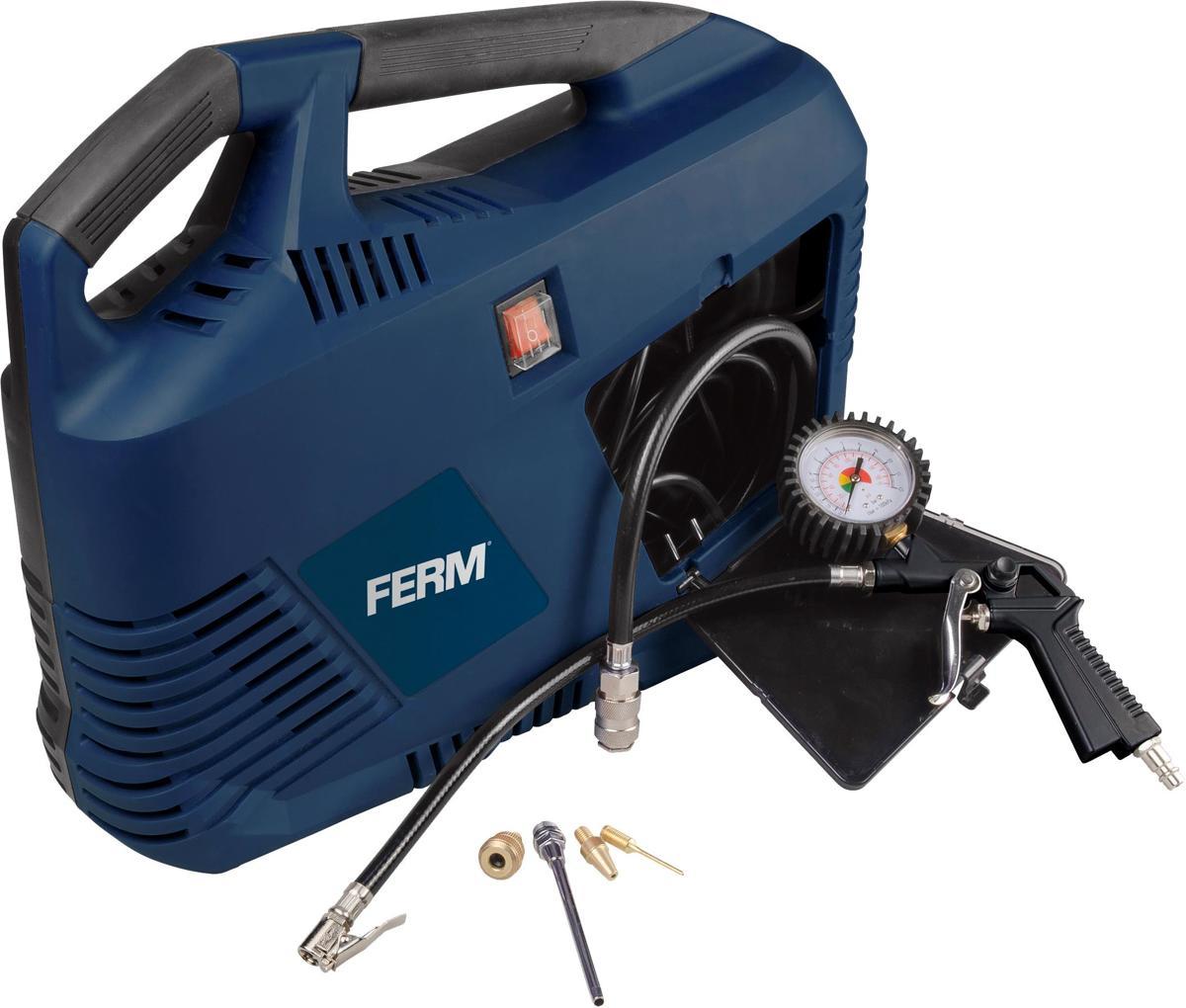 Wonderlijk bol.com | FERM CRM1049 Compressor - 8 bar KQ-82