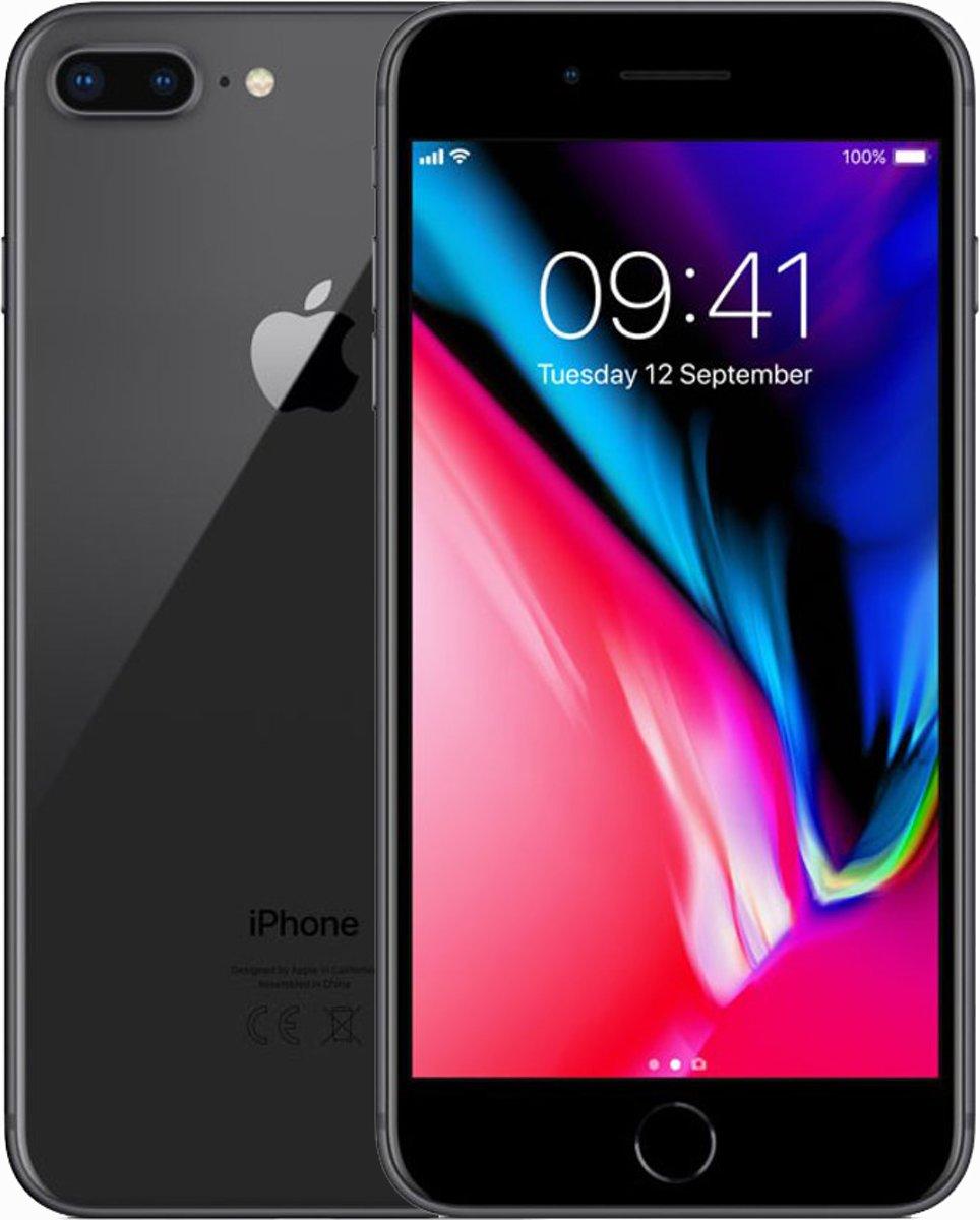 Apple iPhone 8 Plus - 256GB - Spacegrijs kopen