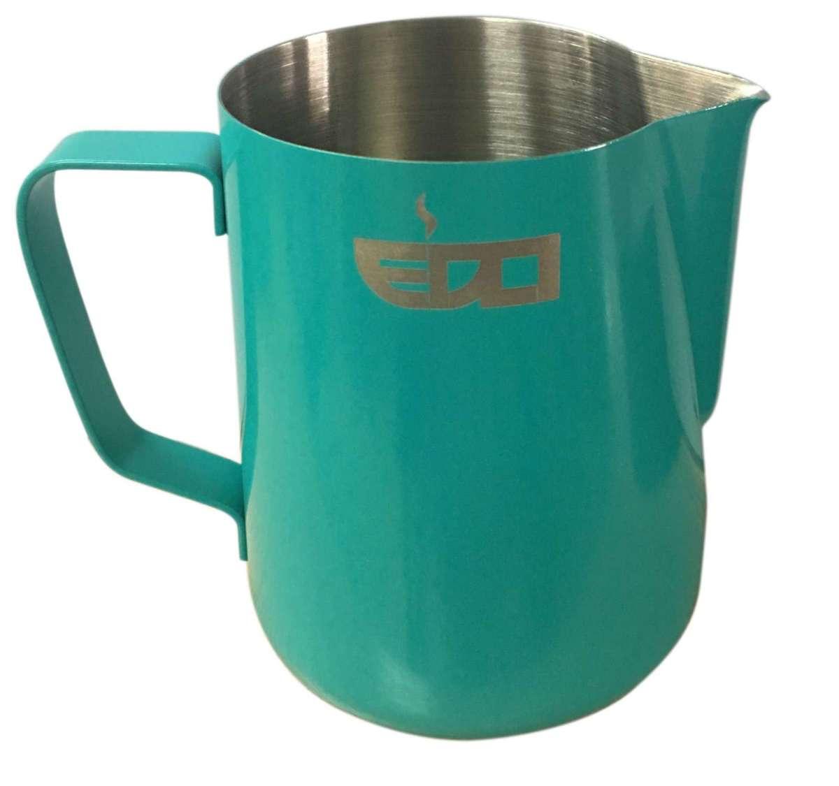 EDO Barista Melkopschuimkan 600ml - Tiffany Blauw kopen