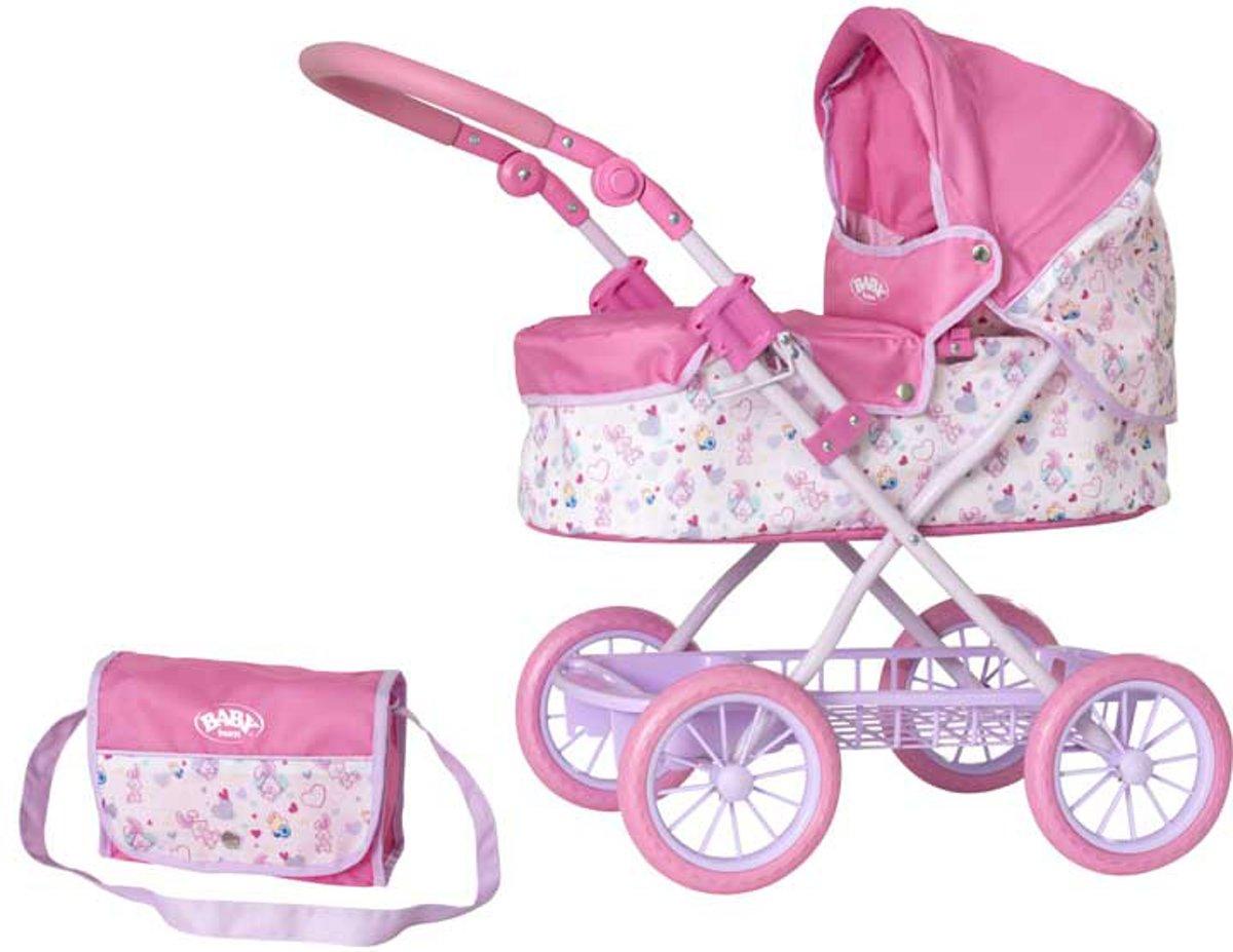 BABY born Luxe Poppenwagen