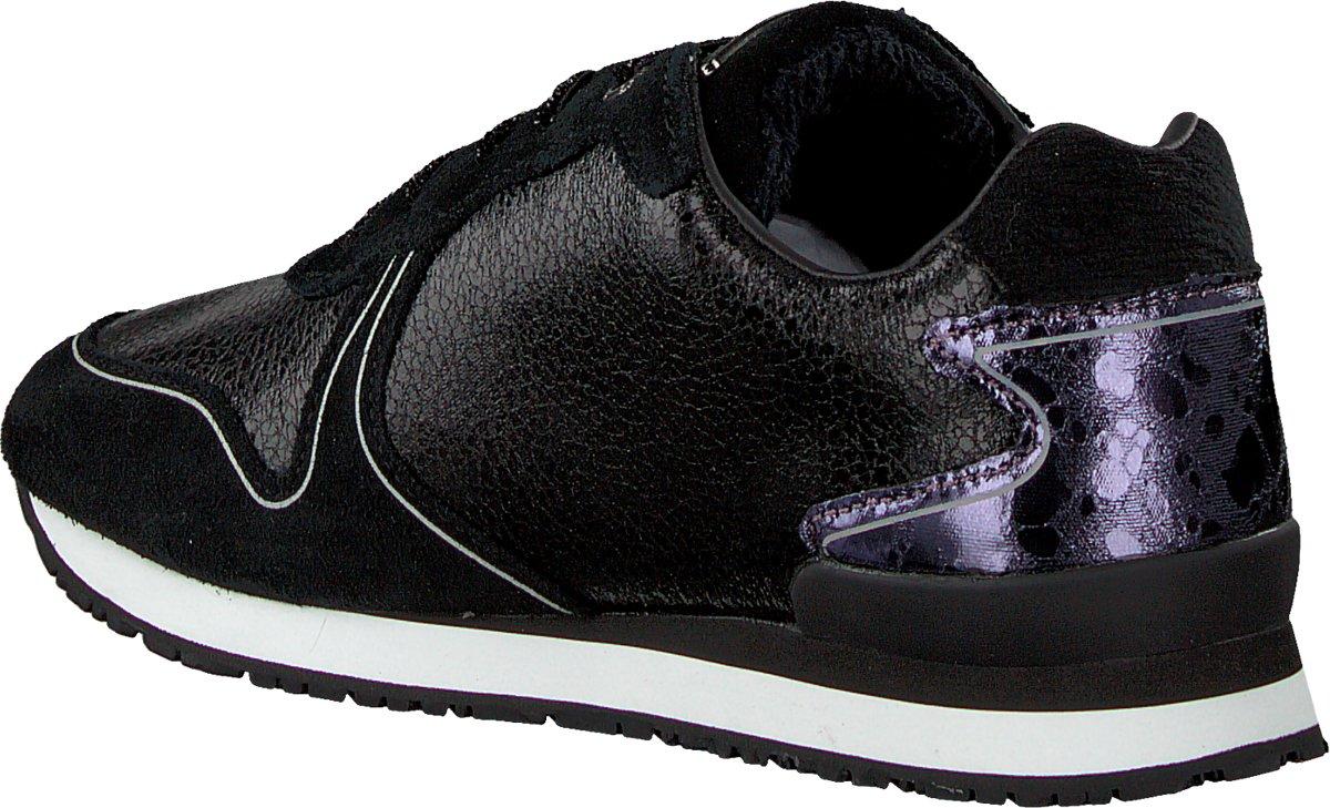 | Guess Meisjes Sneakers Tessa Zwart Maat 38