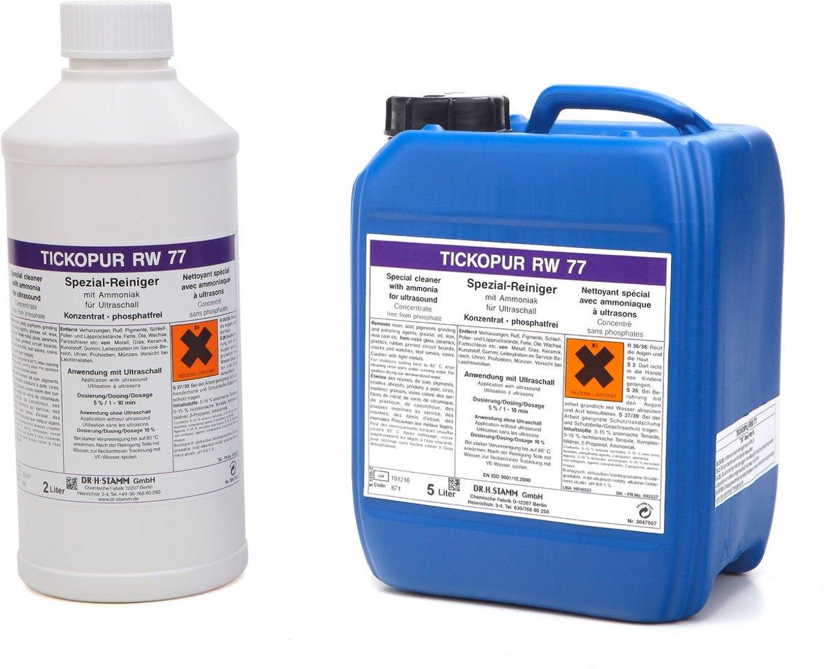TICKOPUR RW77 5L Reinigingsvloeistof kopen