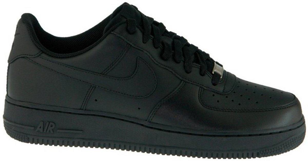 | Nike Air Force 1 07 315122 001, Mannen, Zwart