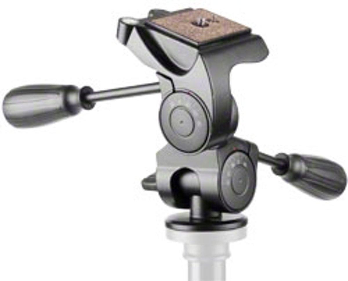 Walimex FT-6653H statiefkop Zwart Ball head kopen
