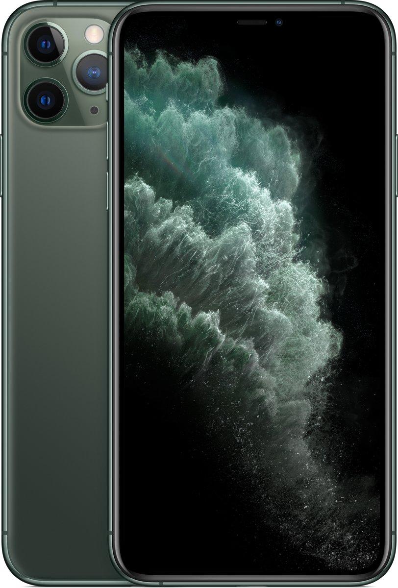 Apple iPhone 11 Pro Max - 512GB - Middernachtgroen kopen