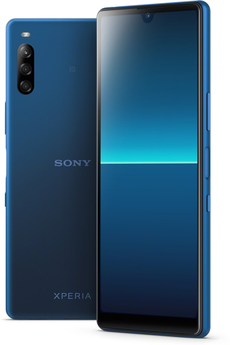 Sony Xperia L4 – 64GB - Blauw kopen