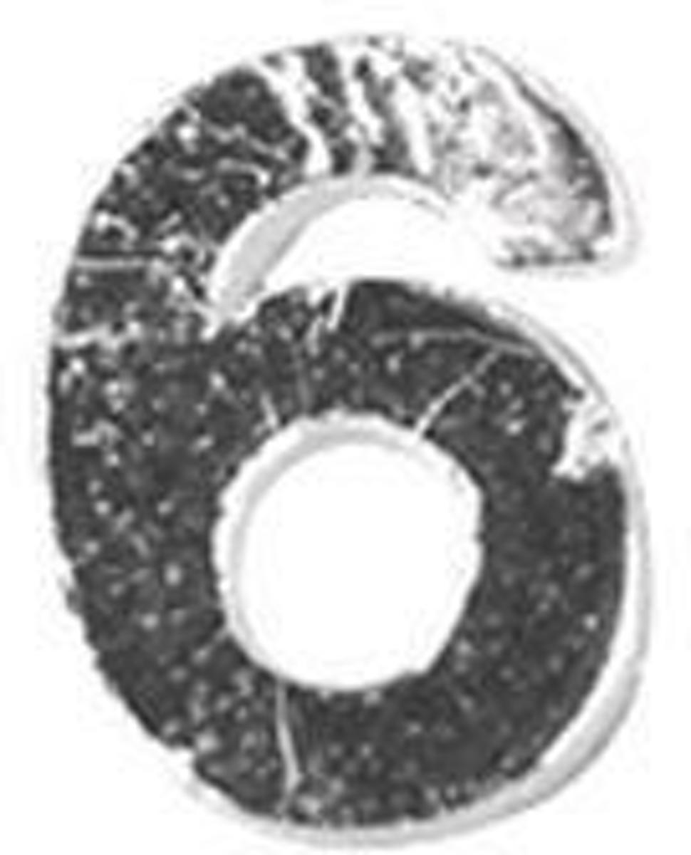 Was cijfer 6 van 9 mm zilver kopen
