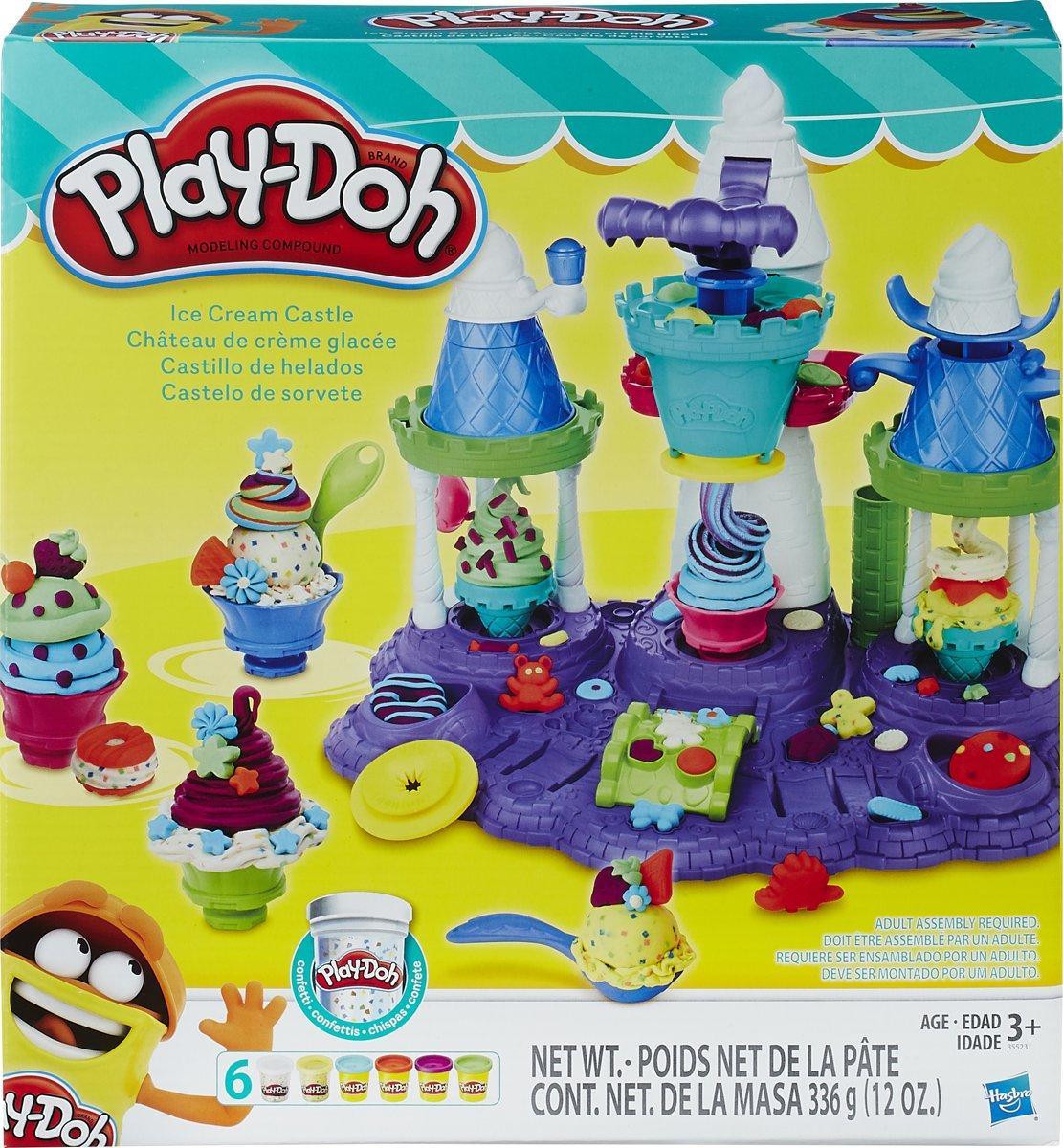 Play-Doh IJskasteel - Klei Speelset