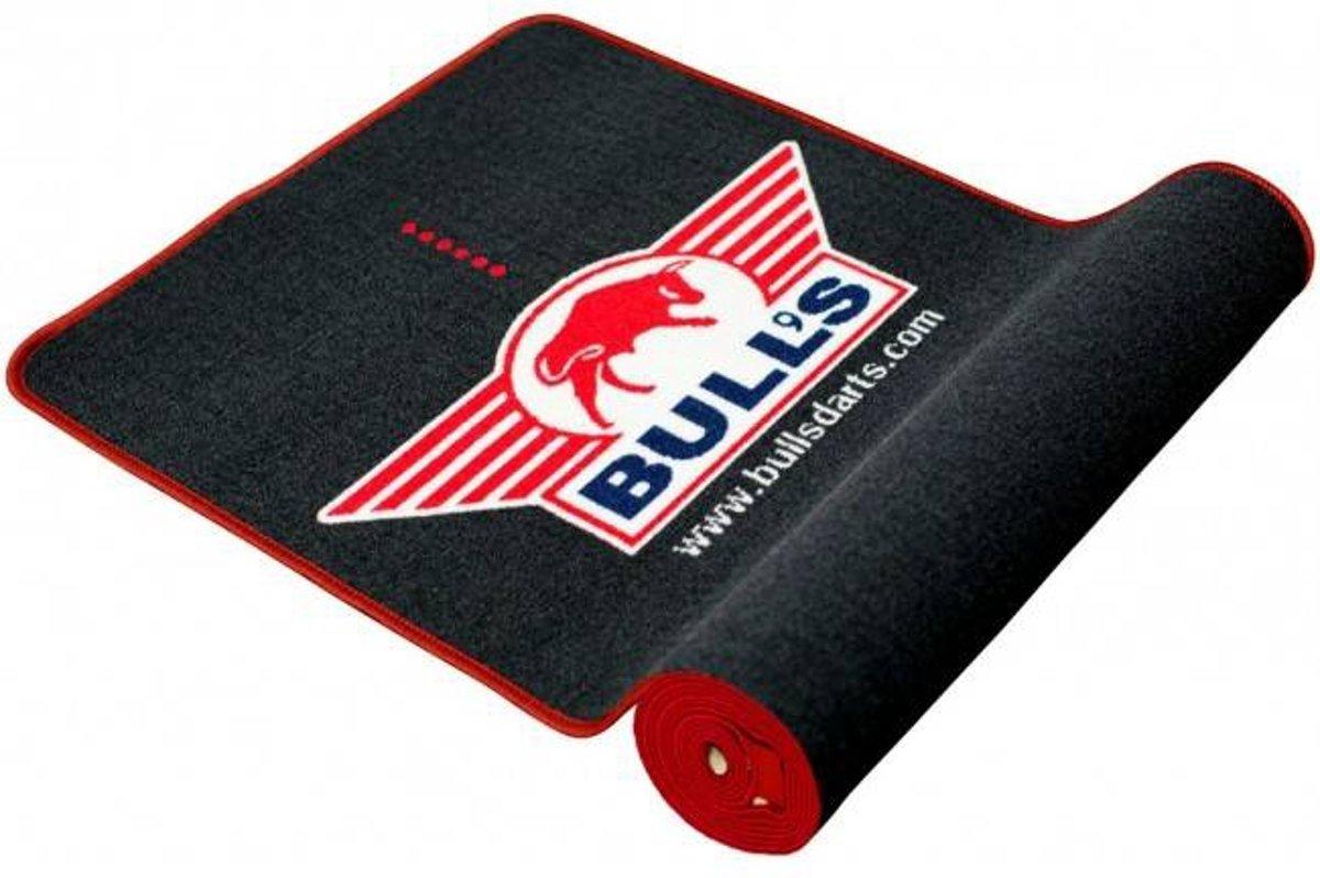 Bull's Carpet Dartmat (red) 240 x 60 cm kopen