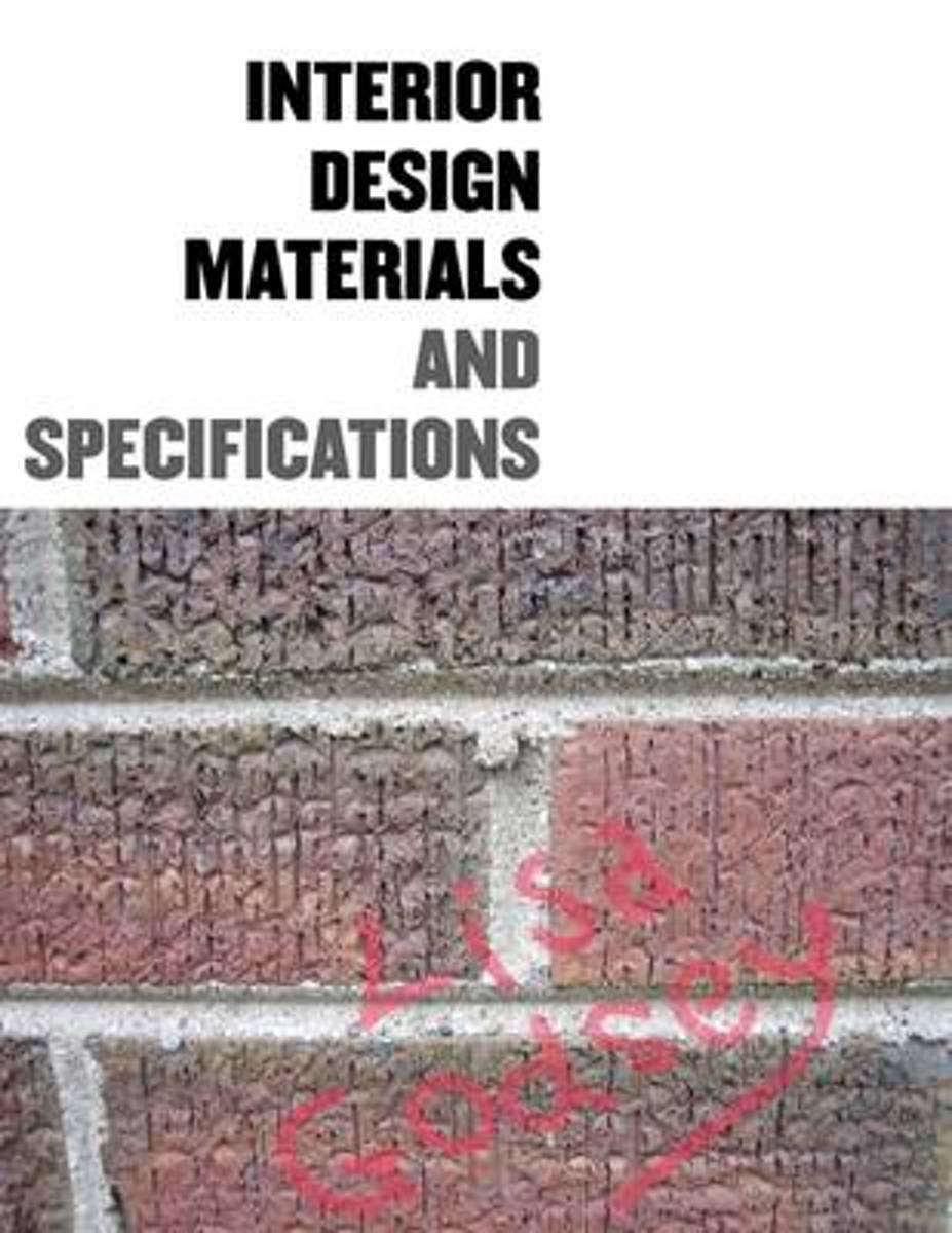 Bolcom Interior Design Materials And Specifications