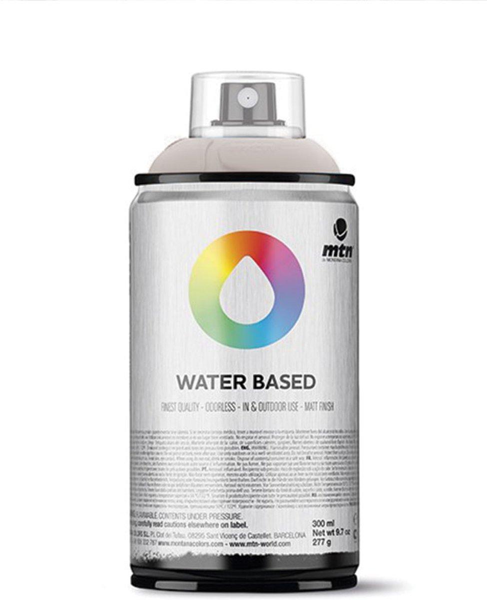 MTN matte vernis spuitbus op waterbasis - 300ml lage druk en matte afwerking spuitverf - Kindvriendelijke verf geschikt voor binnen en buiten gebruik, voor vele doeleinden, zoals klussen, graffiti, hobby en kunst kopen