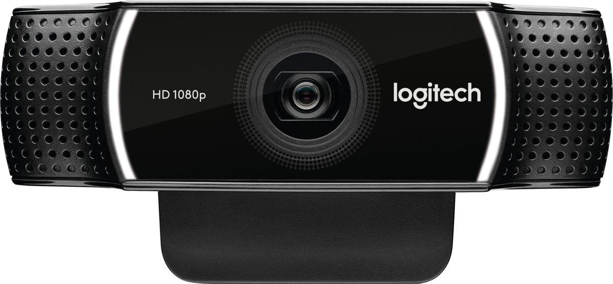 Logitech C922 - Pro Stream Webcam zwart voor €55,93
