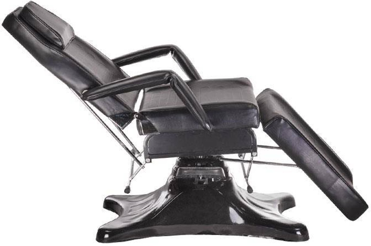 Pedicure Stoel Tweedehands : Bol.com hydraulische tattoo stoel zwart pedicurestoel
