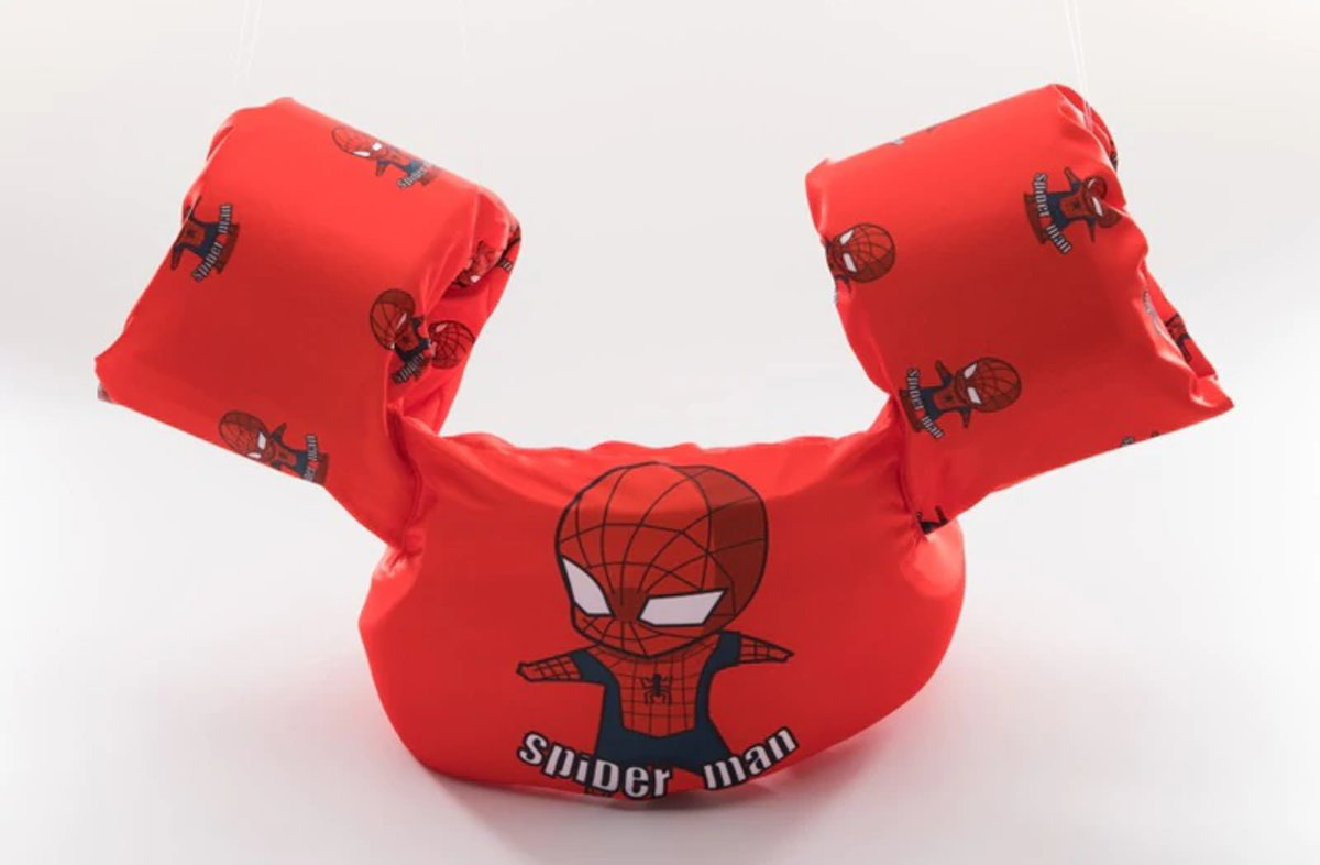 SPIDERMAN zwemvest - Puddle Jumper Deluxe - Spiderman Design