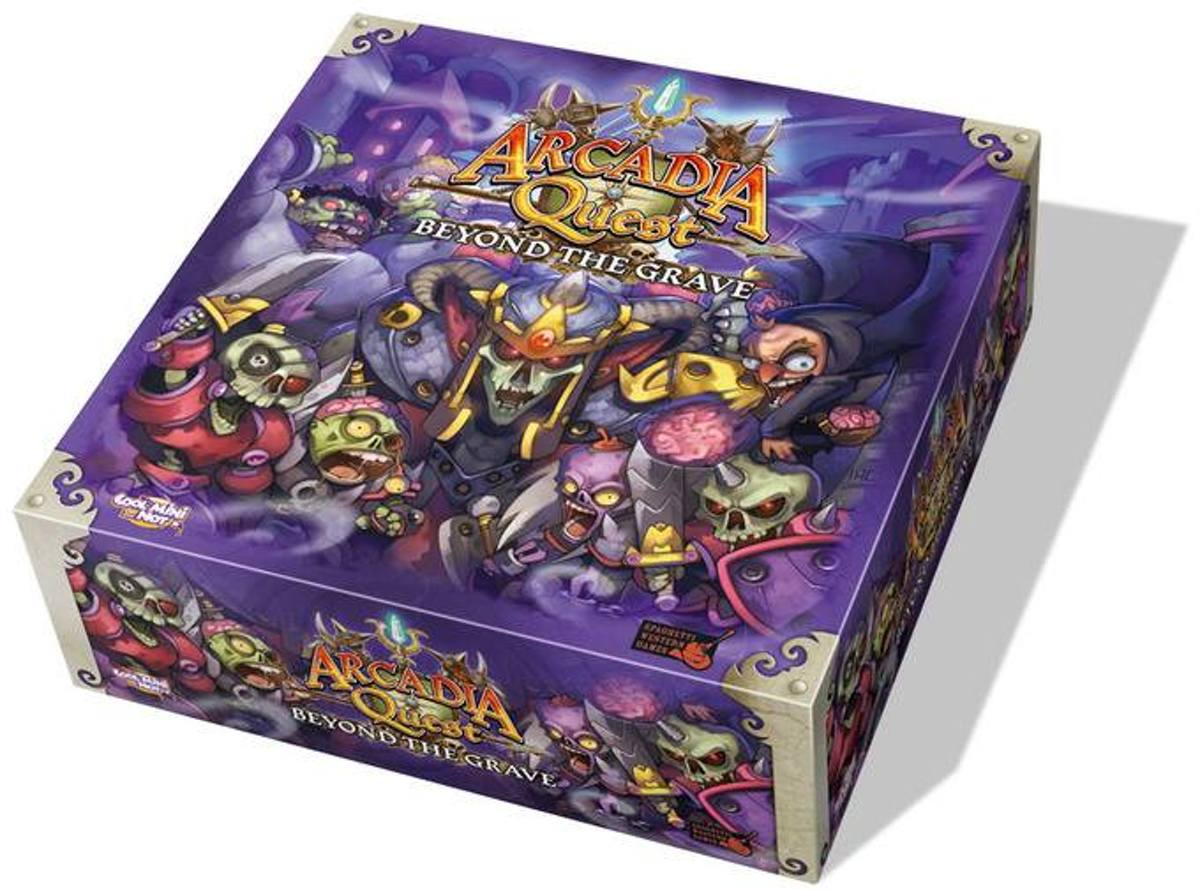 Arcadia Quest Beyond the Grave Campaign