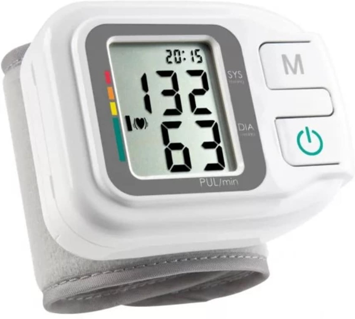 Medisana HGH - Polsbloeddrukmeter