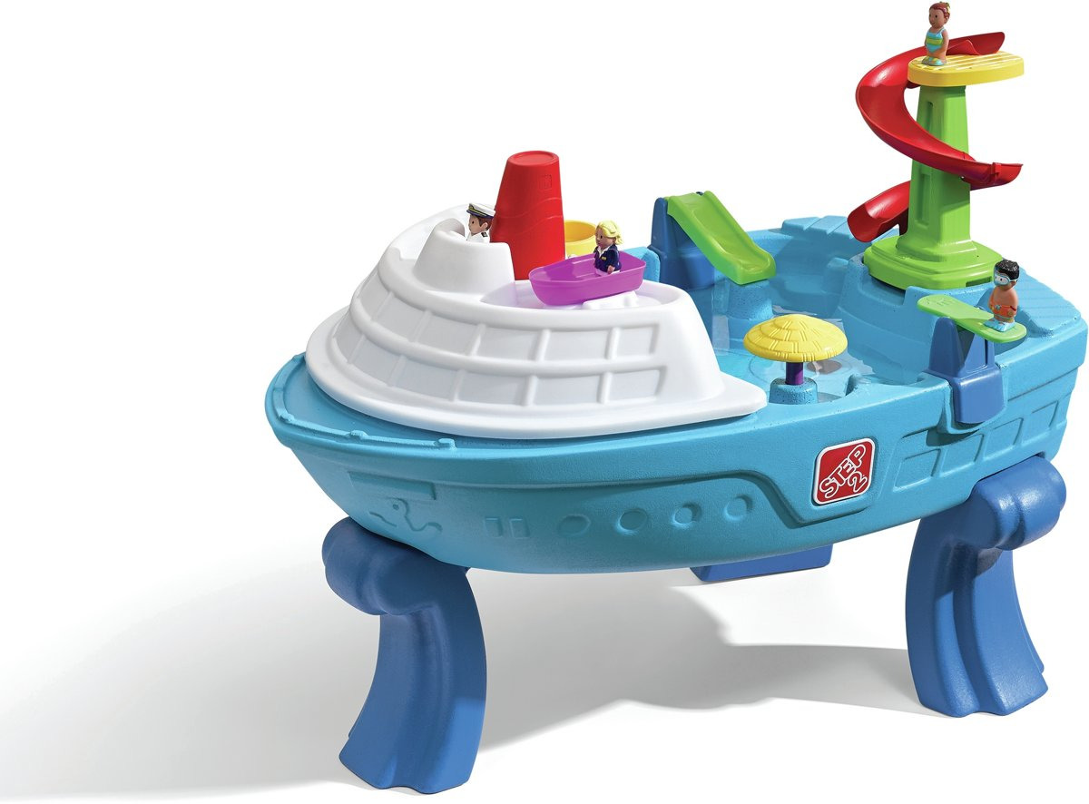 Fiesta Cruise Sand & Water Table