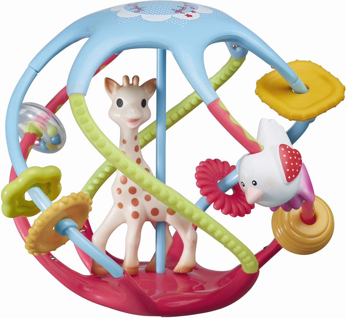 Sophie de Giraf Twistin ball