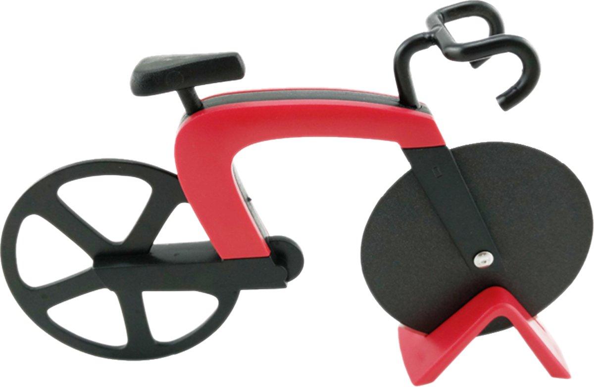 Luxe Pizzasnijder in de vorm van een fiets kopen