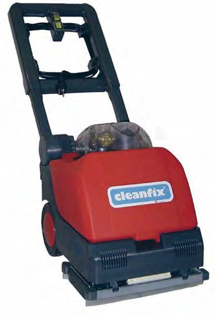 Cleanfix RA 300 E | Kleine schrob-/zuigmachine met 2 schijfborstels kopen