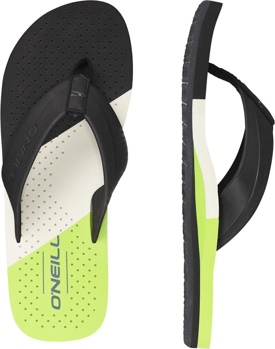 O'Neill Slippers Fm imprint punch - Fluor Green - 42 kopen