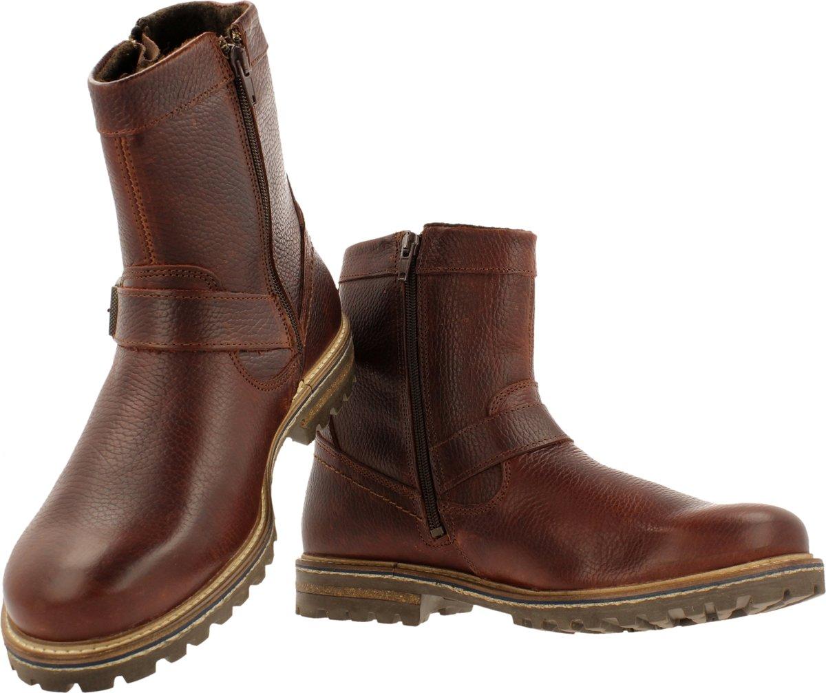 Gaastra Connor High TMB M cognac schoenen heren (1942 303801)