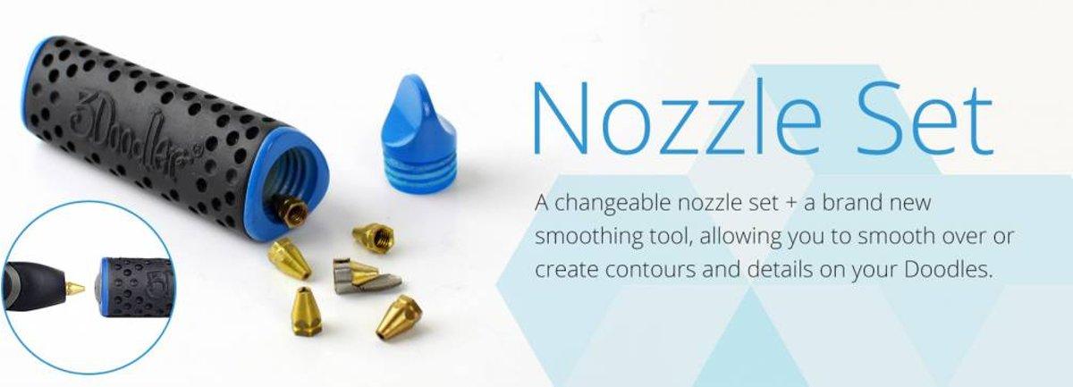 3Doodler (3d pen) Nozzle Set