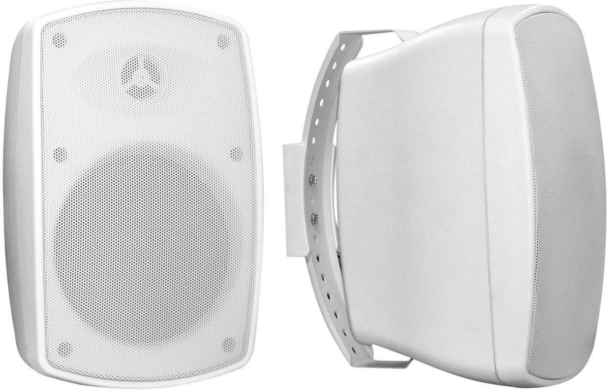 OMNITRONIC OD-4T Wall Speaker 100V white 2x kopen