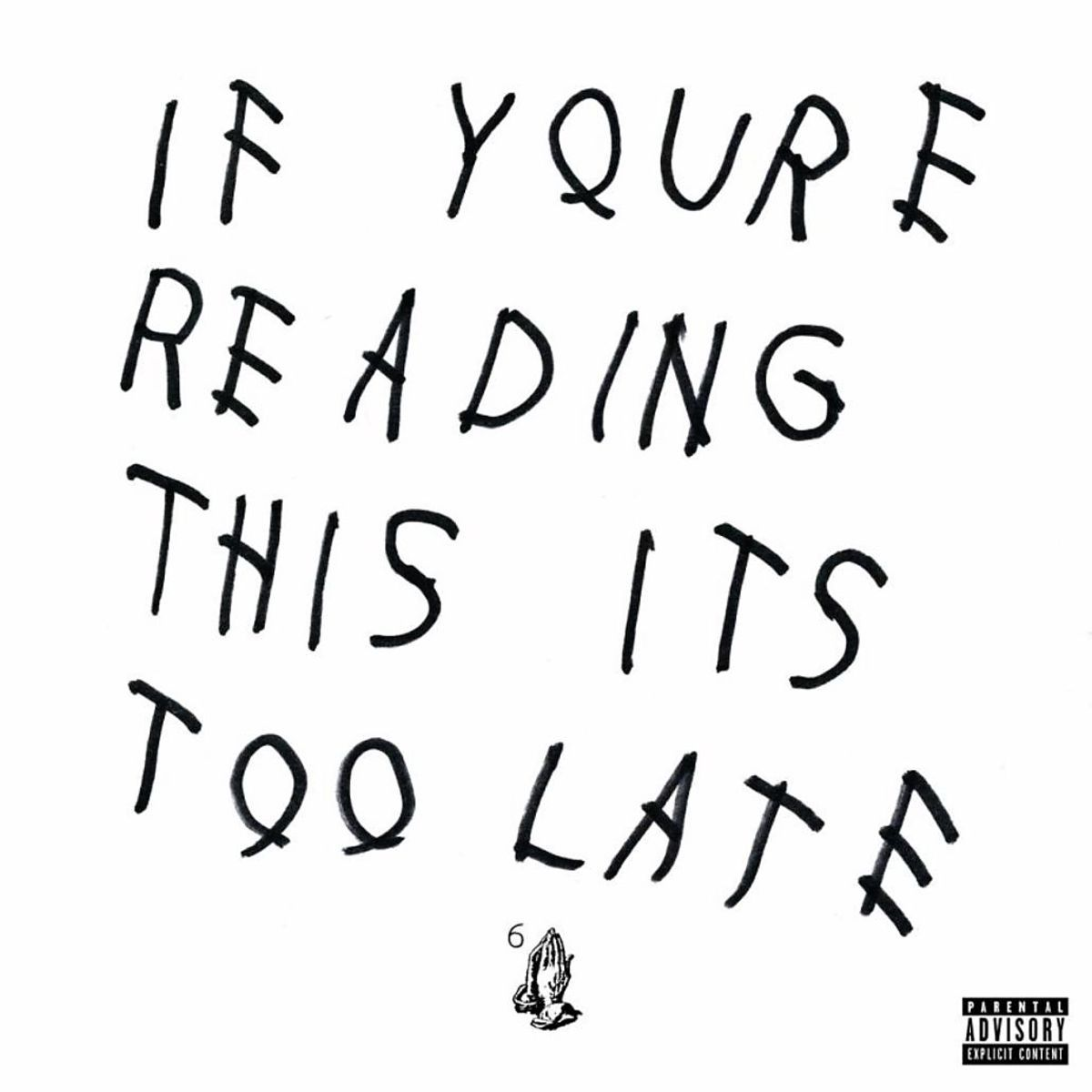 Drake - If You're Reading This It's Too Late | CD kopen