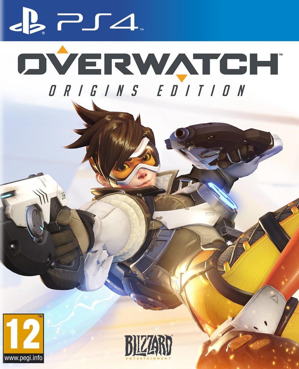 Overwatch - Origins Edition PlayStation 4