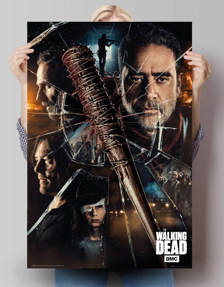 The Walking Dead - Cast & Lucille  - Poster 61 x 91.5 cm kopen