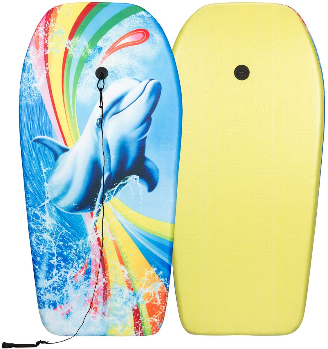 Waimea Bodyboard - Print II - Blauw/Groen/Geel