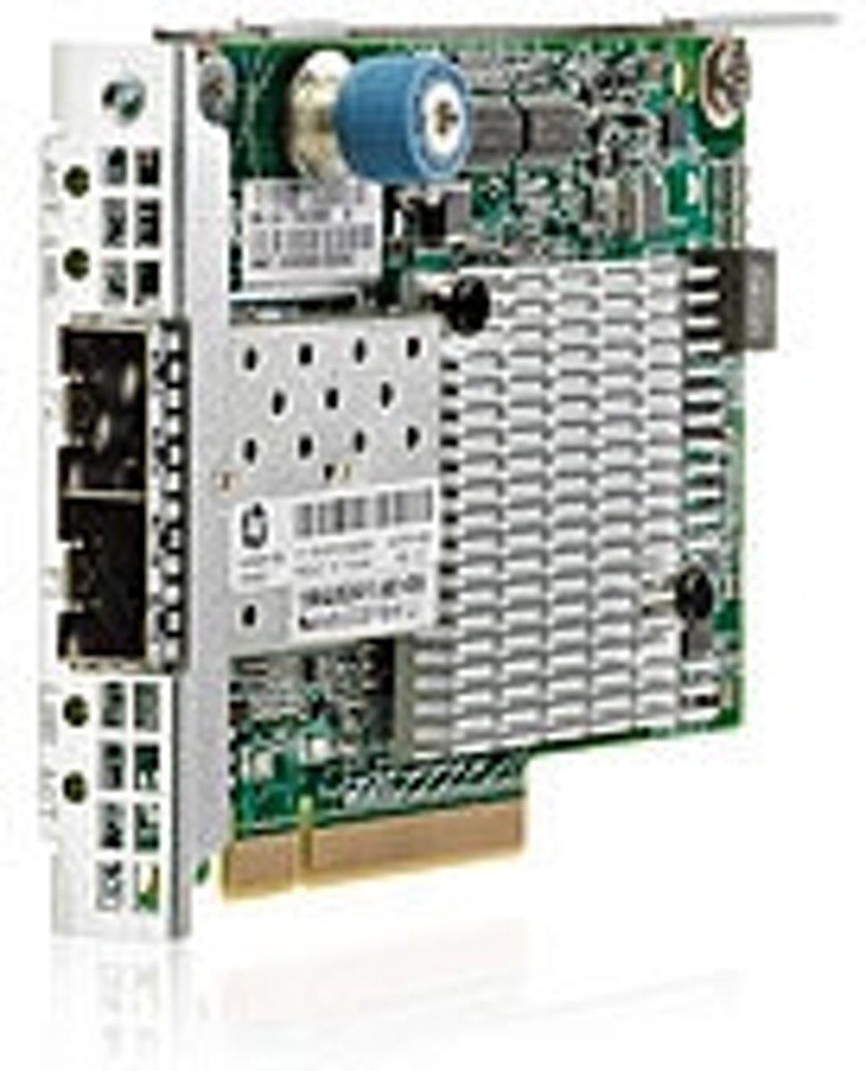Hewlett Packard Enterprise Ethernet 10Gb 2-port 530FLR-SFP+ 40000 Mbit/s Intern kopen