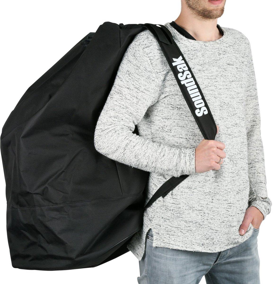 """SoundSak Universele tas voor speakers tot 15"""" kopen"""