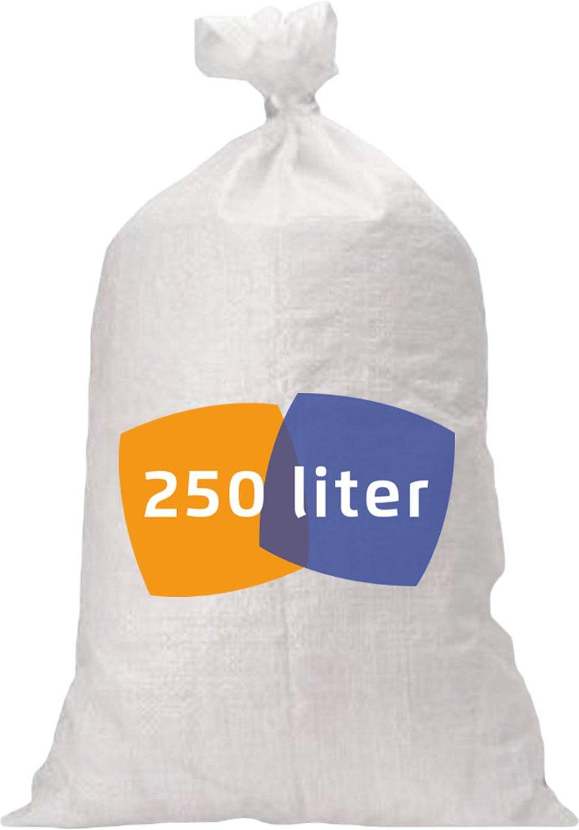 250 liter zitzakvulling kopen