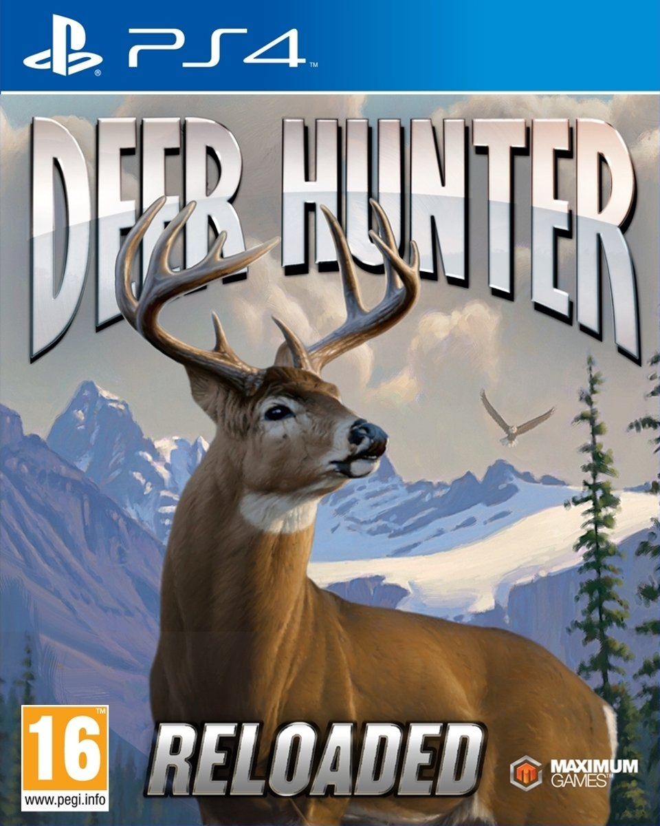 Deer Hunter Reloaded PlayStation 4