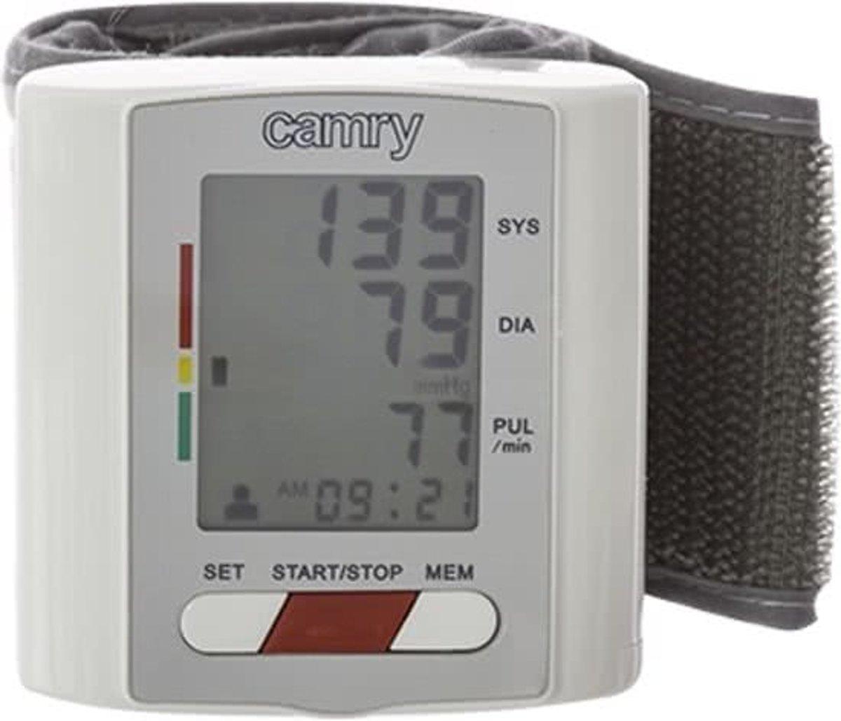 Camry CR 8408 Pols Bloeddrukmeter / Hartslagmeter
