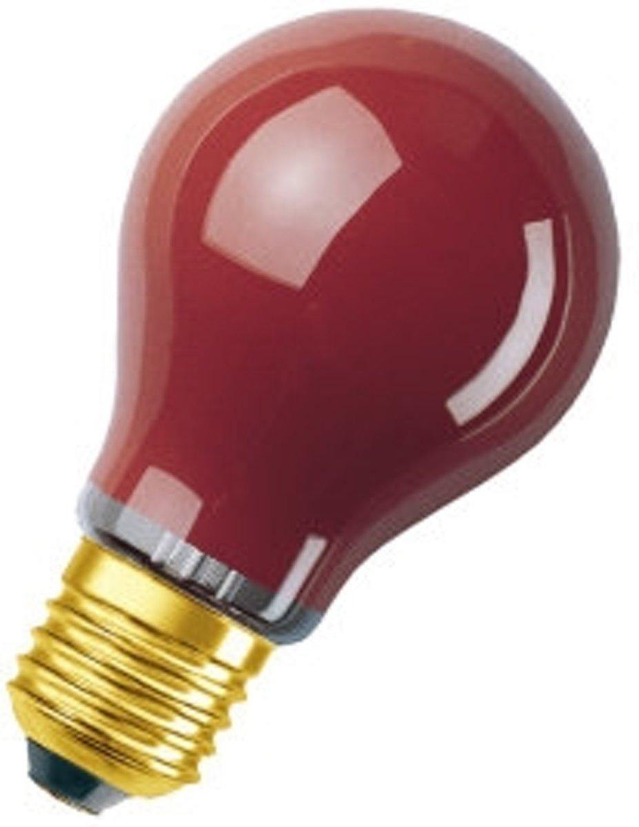 Osram Decor Color A Standaardlamp - Red - E27 - 11W kopen