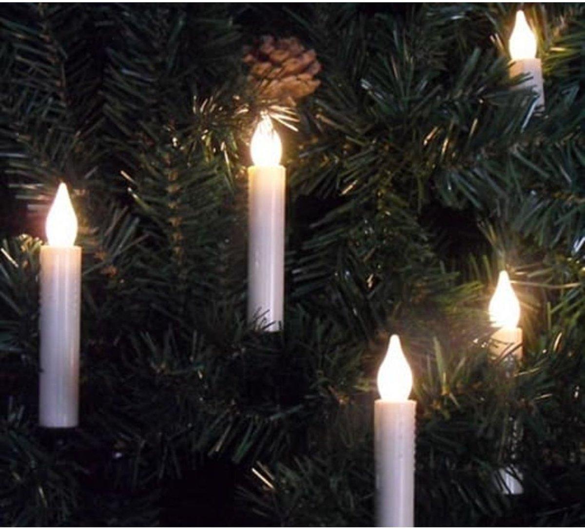 Led Kerstboomverlichting Draadloos.Bol Com Vidaxl Kerstverlichting Buiten Kerstverlichting