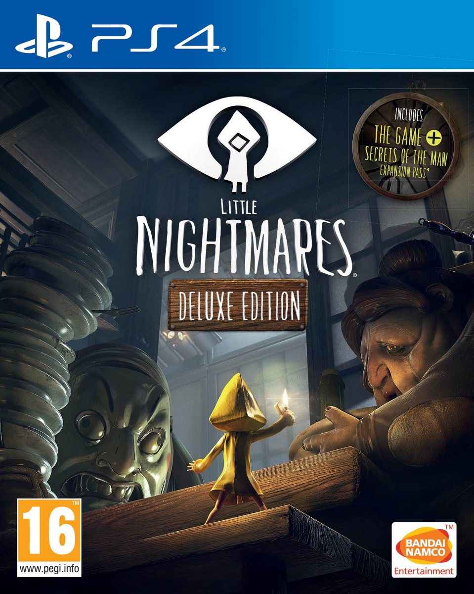 Little Nightmares - Deluxe Edition PlayStation 4