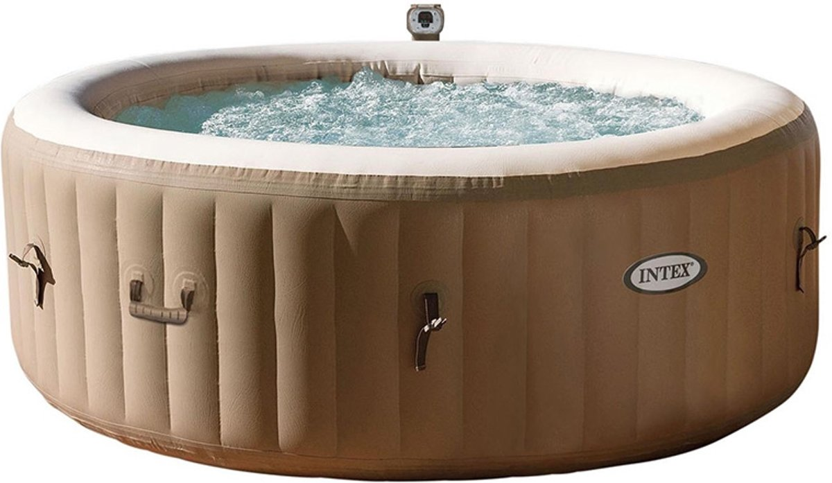 Intex Pure Spa Bubble Massage (6-persoons) - Opblaasbare Jacuzzi