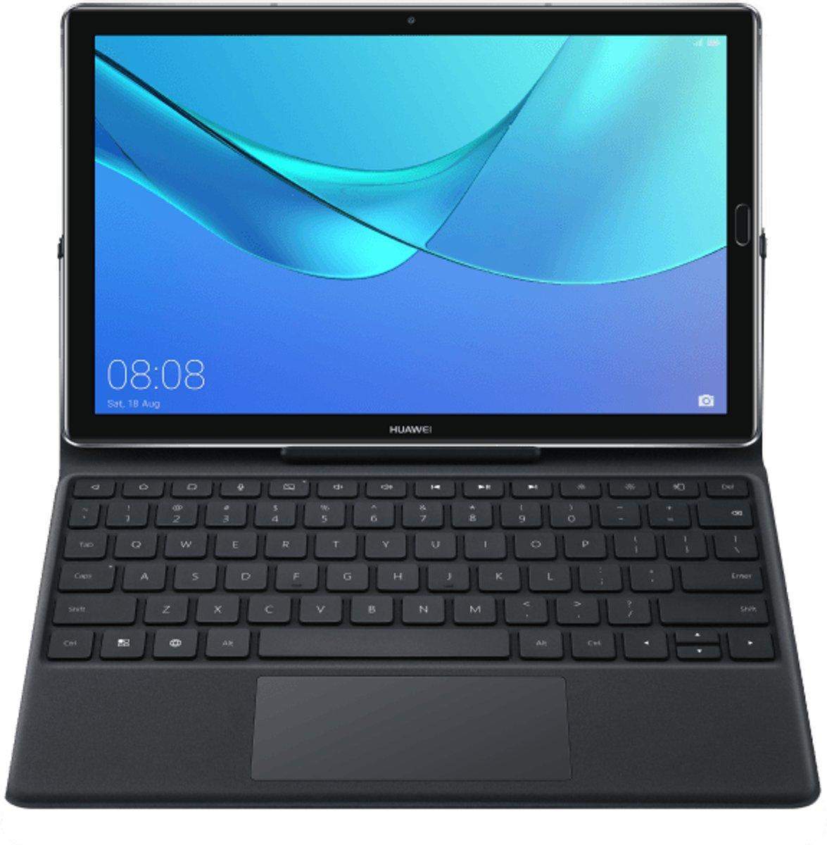 HUAWEI MediaPad M5 10-inch 32GB WiFi Grijs + Keyboard Tablet Case kopen