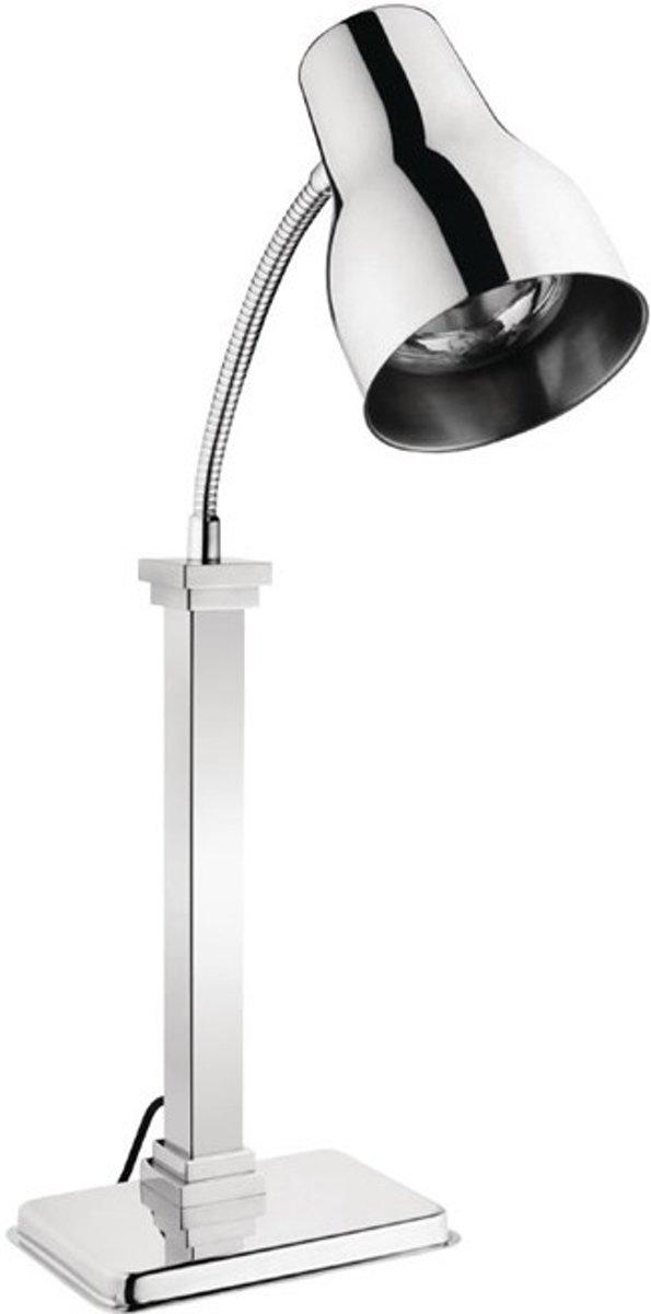 Olympia warmhoudlamp | RVS