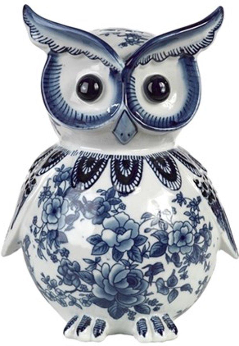 Pols Potten Moneybank Owl - Spaarpot kopen